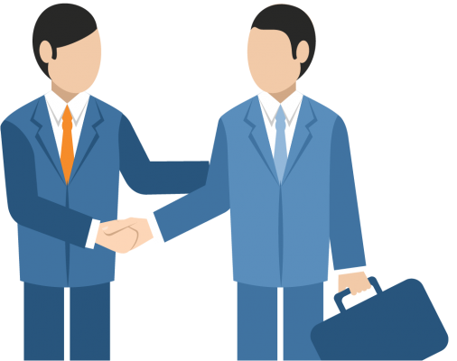 Bergabung business partner