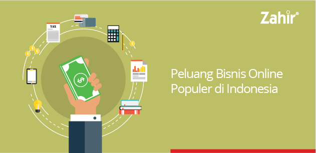 peluang bisnis online populer indonesia