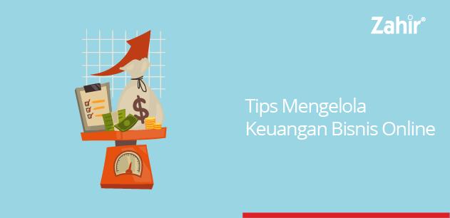tips mengelola keuangan bisnis online